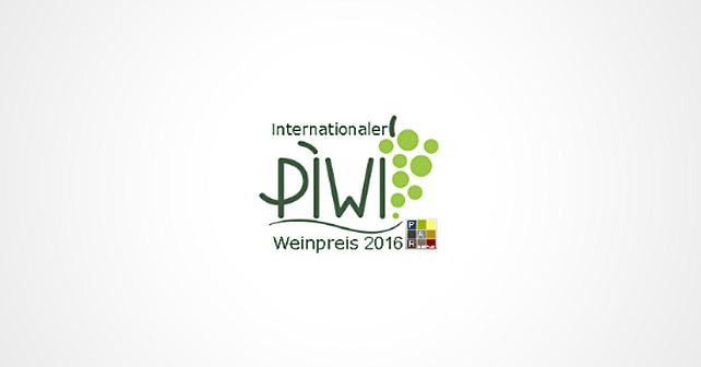 PIWI Weinpreis 2016