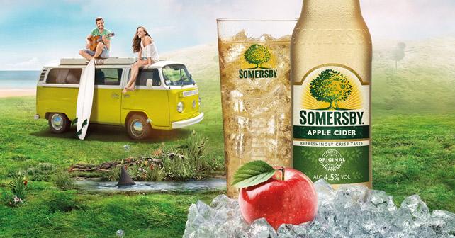 Somersby Apple Cider Mood