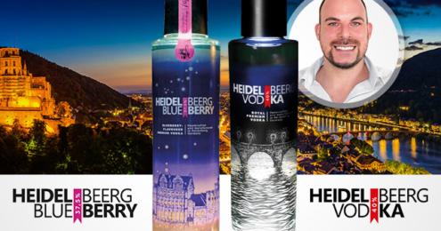 Teaser Heildebeerg Vodka