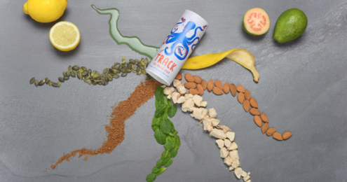 TRACK – the liquid snack