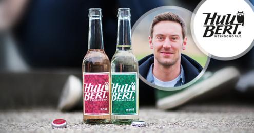 Teaser HUUBERT Weinschorle