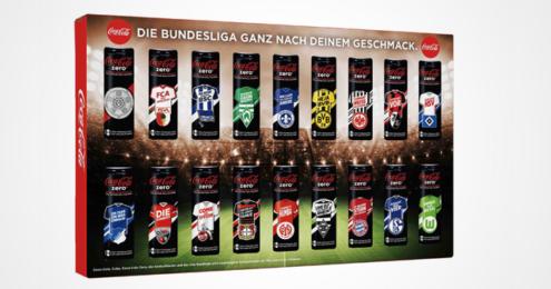 Coca-Cola Bundesliga Kampagne 2016/2017