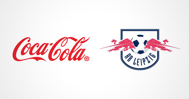 Coca-Cola RB Leipzig Logos