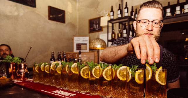 Dewar's Highball Cocktails