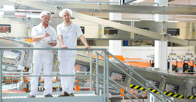 Eckes-Granini Produktion