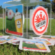 Krombacher Eintracht Frankfurt Bierdeckel Mitglieder