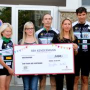 Reh Kendermann Spende Vor-Tour der Hoffnung