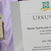 Schätzle DLG Gin 1893