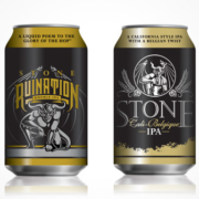 Stone Brewing Berlin Cali-Belgique Ruination Double