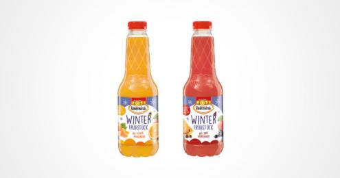 Valensina Winter-Frühstück Mandarine Zimt