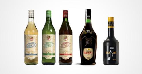 Vermouth Drapò Range
