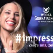 Wodka Gorbatschow #ImpressTess