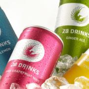 28 DRINKS auf Eis