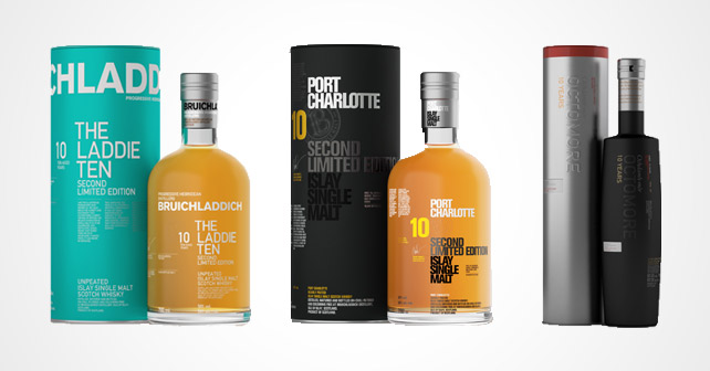 Bruichladdich THE THREE TENS