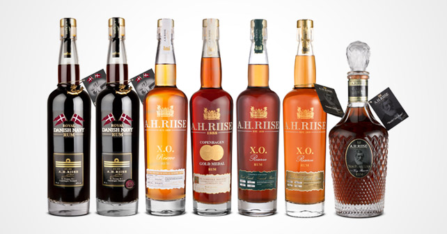 BSC A.H. Riise Rum