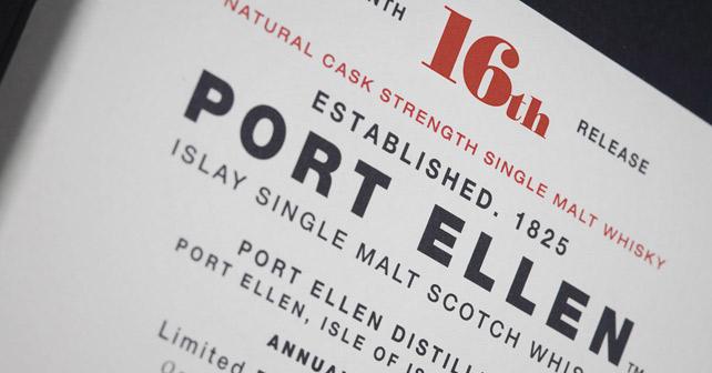 Diageo Special Releases 2016 Port Ellen 37