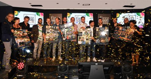 FIZZZ Award 2016 Gewinner