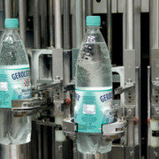 Gerolsteiner Flaschen Produktion