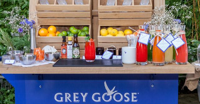 GREY GOOSE Boulangerie Bleue München 2016