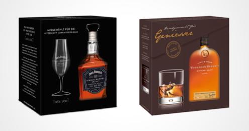JACK DANIEL'S Woodford Reserve Mehrwert-Promotion