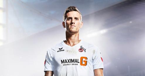 Maximal G Energy Drink 1. FC Köln Trikot