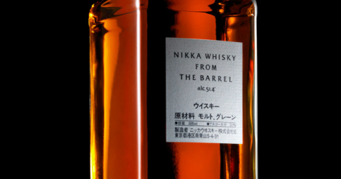 NIKKA Whisky Flasche