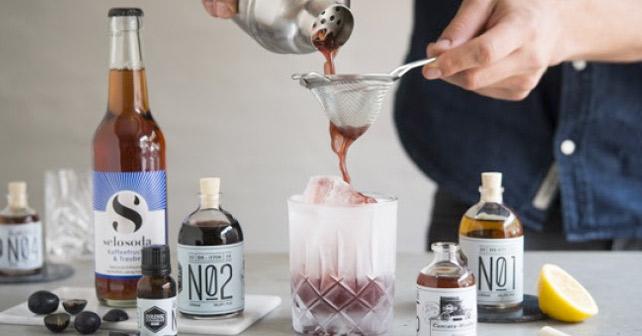 selosoda x drink syndikat cocktails zum selber mixen about. Black Bedroom Furniture Sets. Home Design Ideas