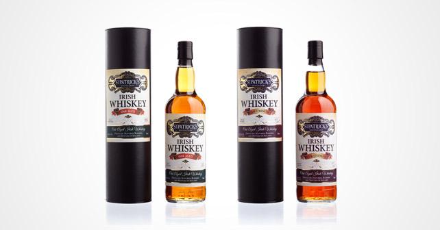St. Patrick's Distillery Irish Whiskey