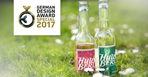 HUUBERT German Design Award 2017