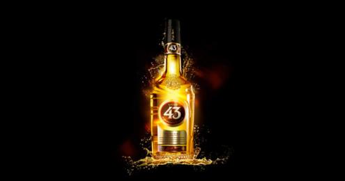 Licor 43 schwarz