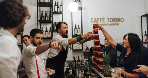 MARTINI Caffè Torino Bar