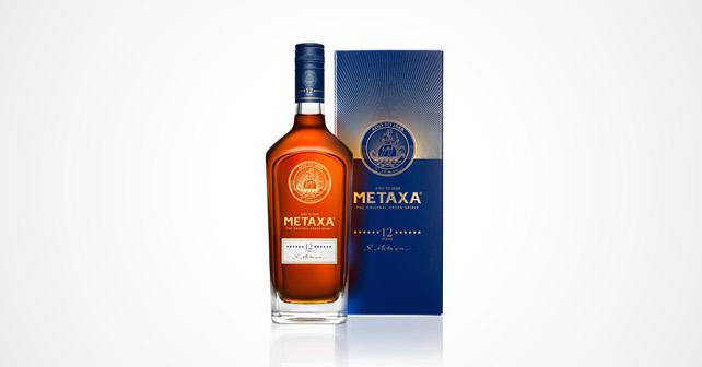 METAXA 12 Sterne Packaging
