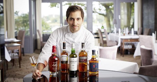 Philipp Stein Beam Suntory Whiskey meets Food