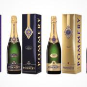 POMMERY Brut Champagner Geschenkverpackung