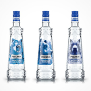 Puschkin Vodka Design-Editionen 16