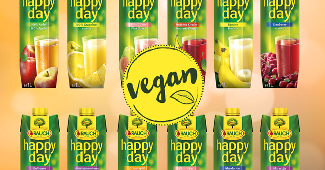 Rauch Happy Day Vegan