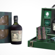 Rum Botucal Perfect-Serve-Set Pokerkoffer
