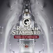 Russian Standard Kampagne Motiv