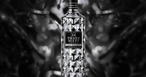 THREE SIXTY VODKA 100 PROOF