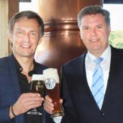 Veltins Maisel: Jeff Maisel Volker Kuhl