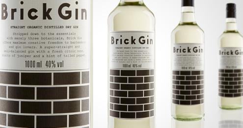 Teaser Brick Gin