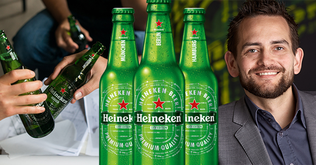 Teaser Heineken Shape Your City