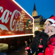 Coca-Cola Weihnachtstruck People