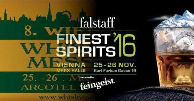 Finest Spirits Vienna Wiener Whiskymesse 2016
