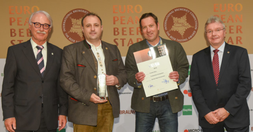 Franken Bräu European Beer Star 2016