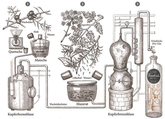 friedrichs-dry-gin-herstellung-grafik