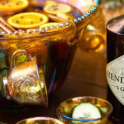 Hendrick's Gin Hot Gin Punch