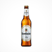 Krombacher 0,5 Liter Mehrwegflasche