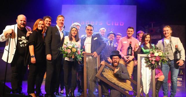 Leaders Club Award 2016 Gewinner