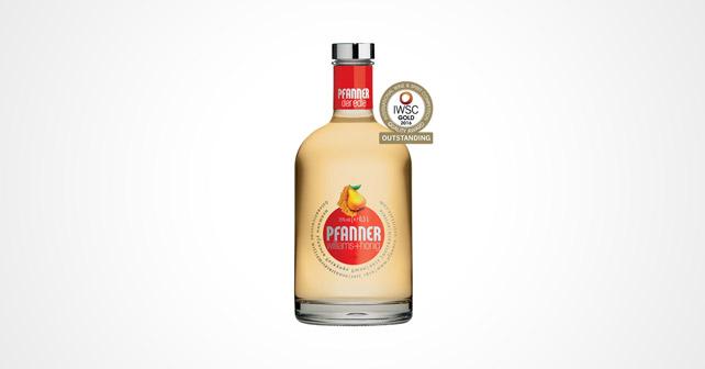 Pfanner Williams mit Honig